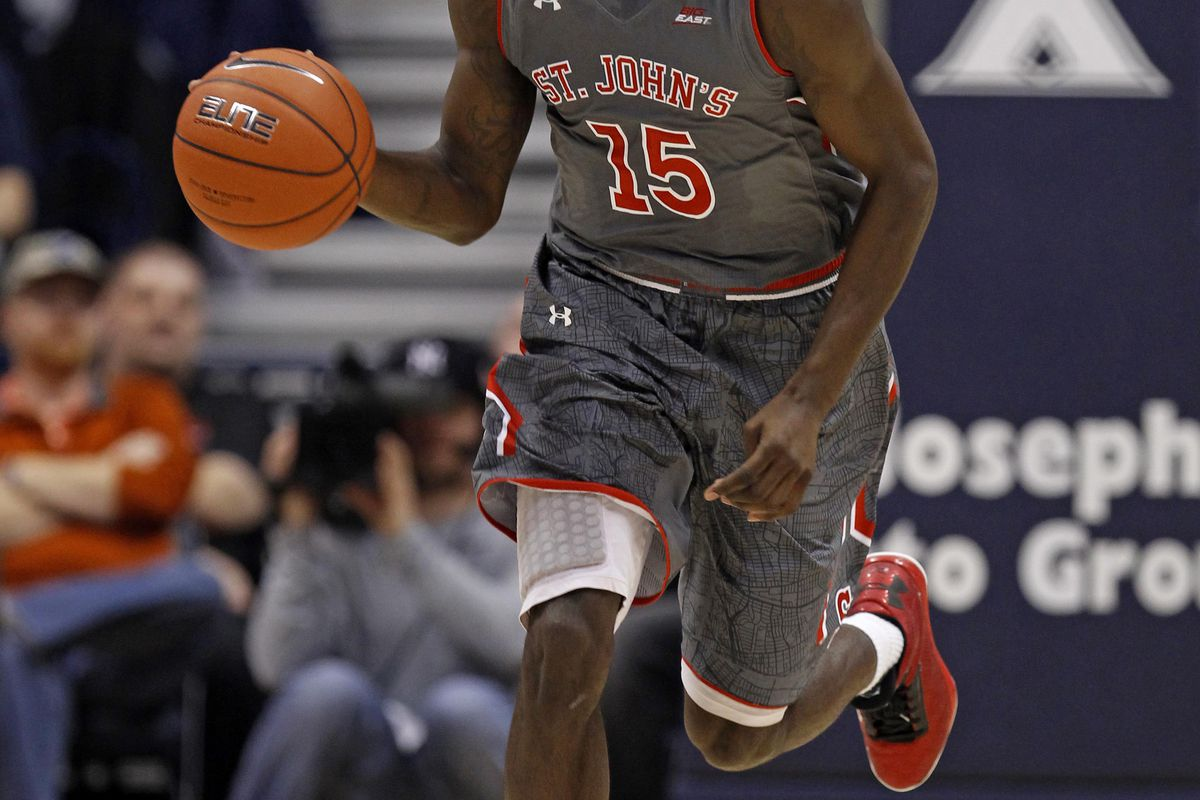 Sir'Dominic Pointer and St. John's hosts Xavier in a pivotal Big East match up Monday night from Madison Square Garden.