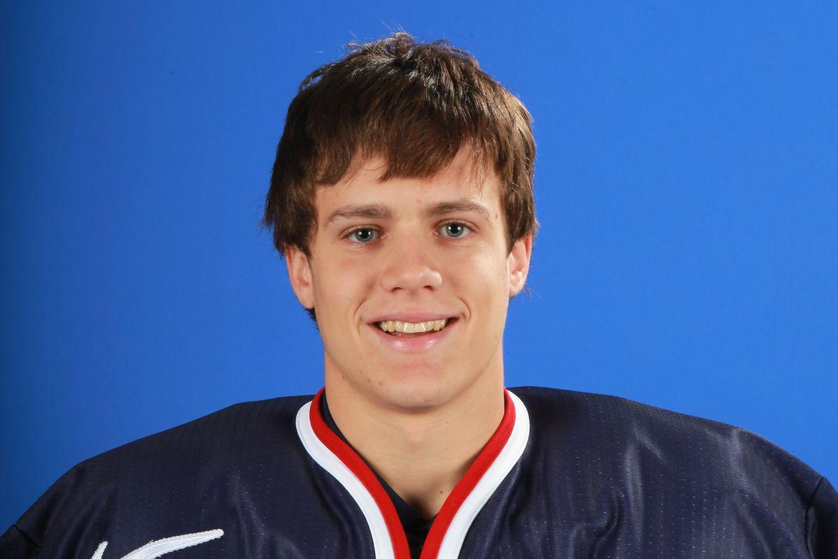 New Hampshire recruit Tyler Kelleher scored the game-winner for the US