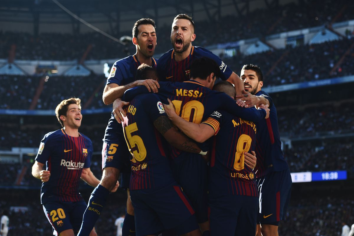 El Clasico: Five talking points from Real Madrid 0-3 ...