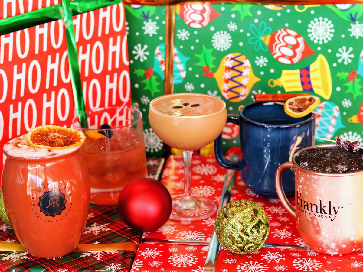 Holiday cocktails from East Austin Hotel