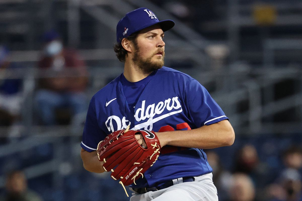 Los Angeles Dodgers v Seattle Mariners