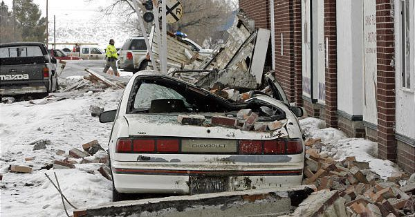 Earthquake shakes Nevada, Utah and Idaho - Deseret News