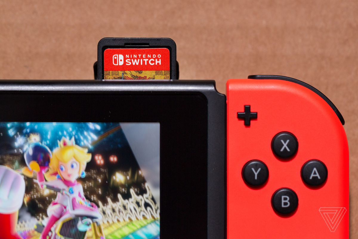 the nintendo switch made me swear off physical games the verge