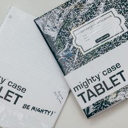 <b>Mighty Case</b> Tablet Cases, $30