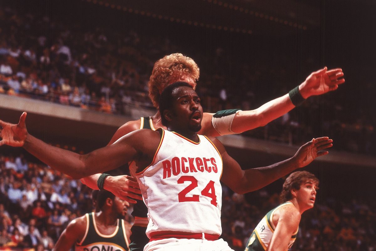 Houston Rockets Moses Malone, 1982 NBA Western Conference First Round