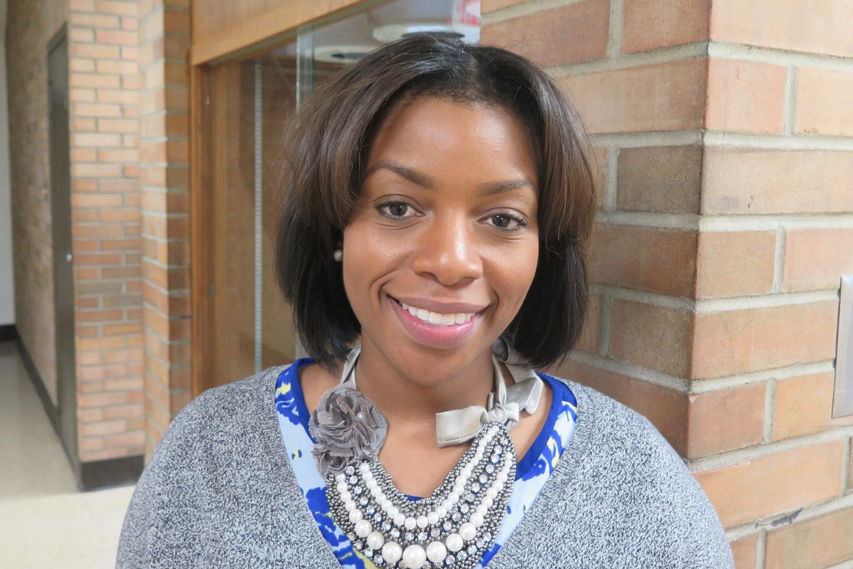 Shanae Staples went to a private school where she thrived. But she missed out on the neighborhood school experience.