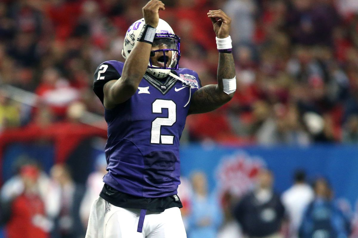 Trevone Boykin and TCU hope to get their season off to a strong start on Thursday night