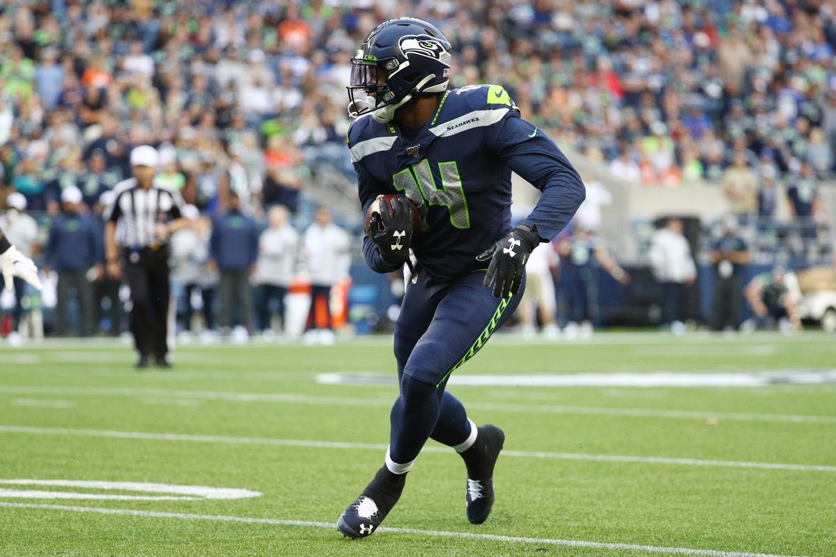 Seahawks rookie WR D.K. Metcalf ready to play Week 1 vs. Bengals