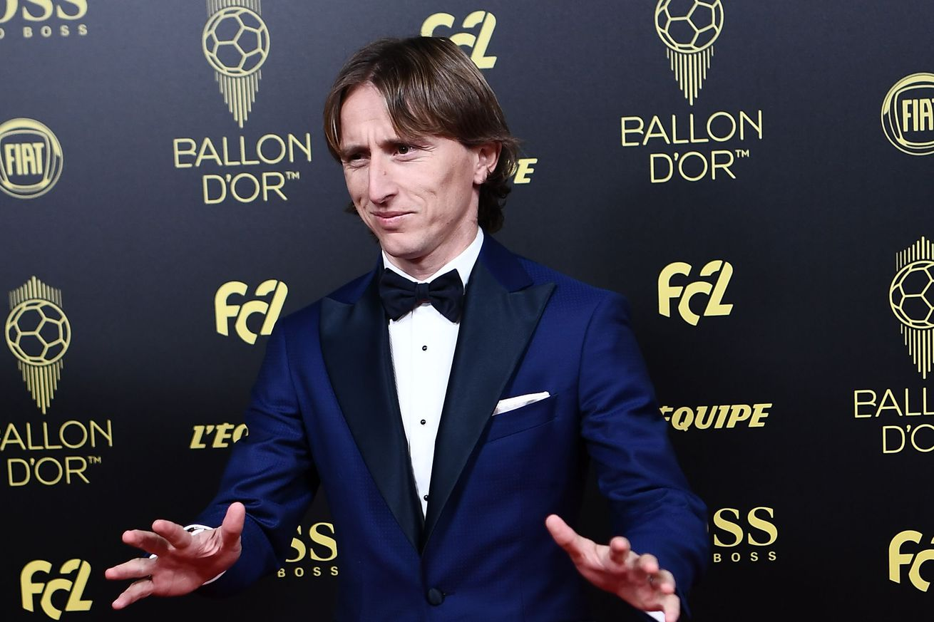 Modric: ?I?m enjoying football and Real Madrid now more than ever?