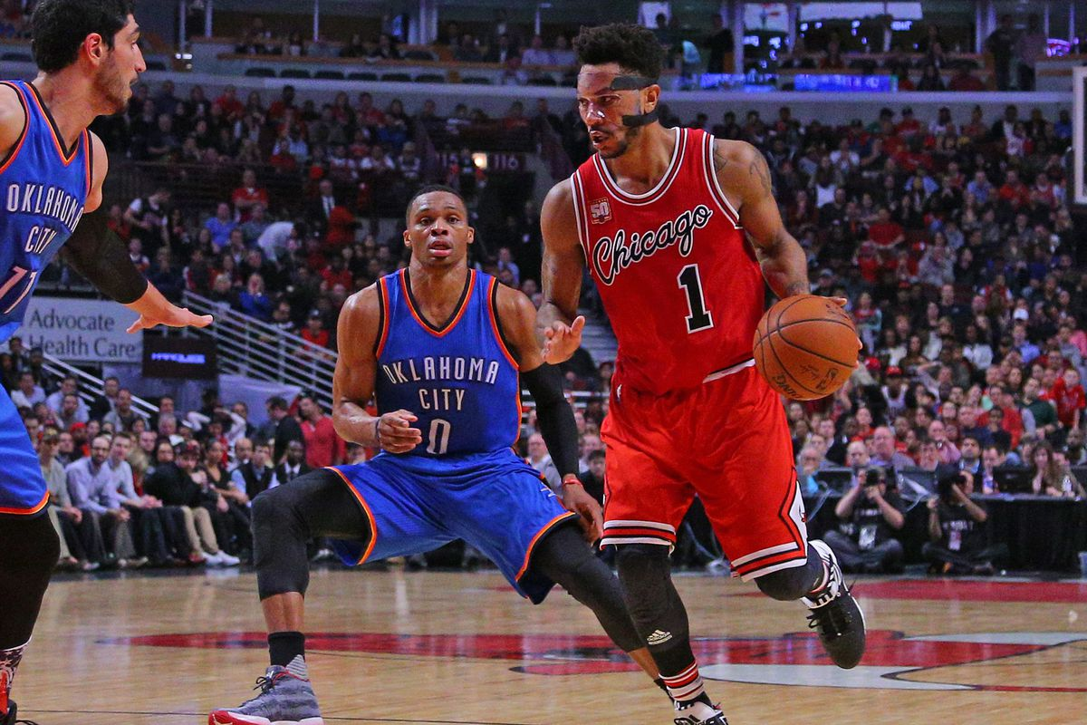 bb21396cc894 This Week in the Bulls  It s hard to be humble when Derrick Rose is  stuntin  on the jumbotron