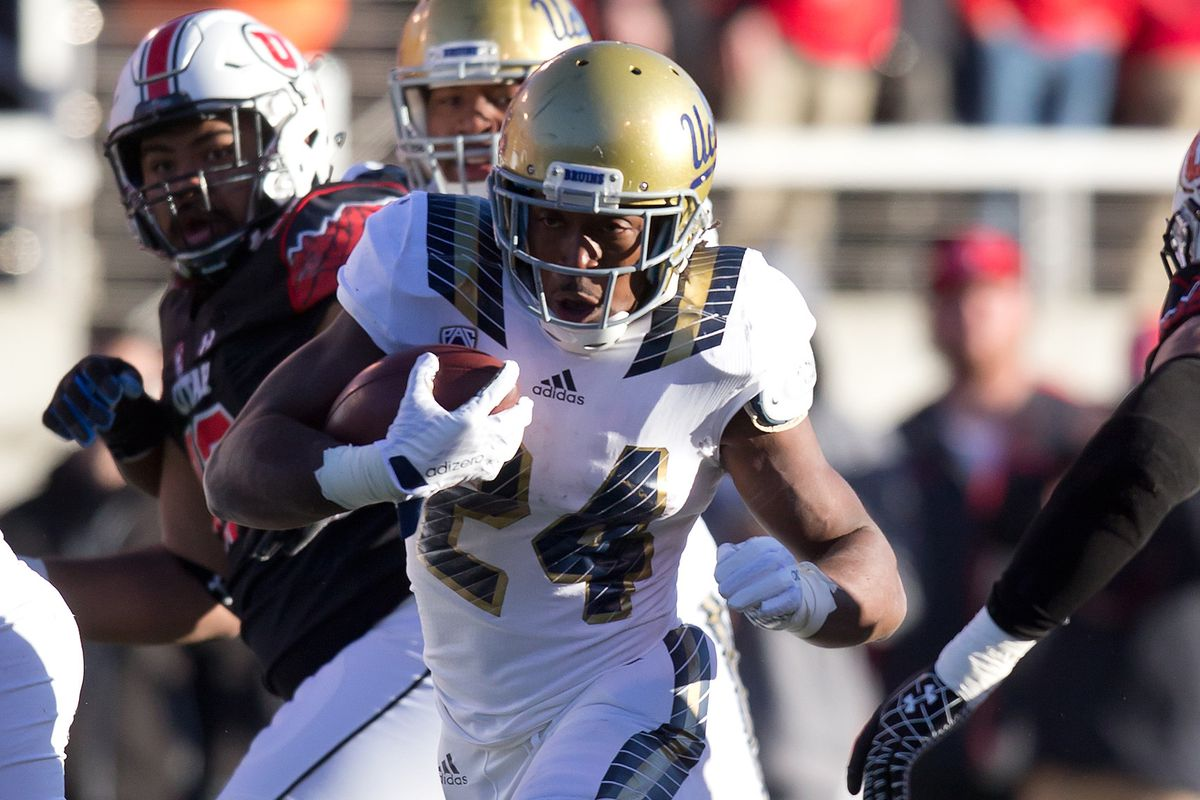 I would't trade this running back for anyone in the conference, but the coaches? That's debatable right now.
