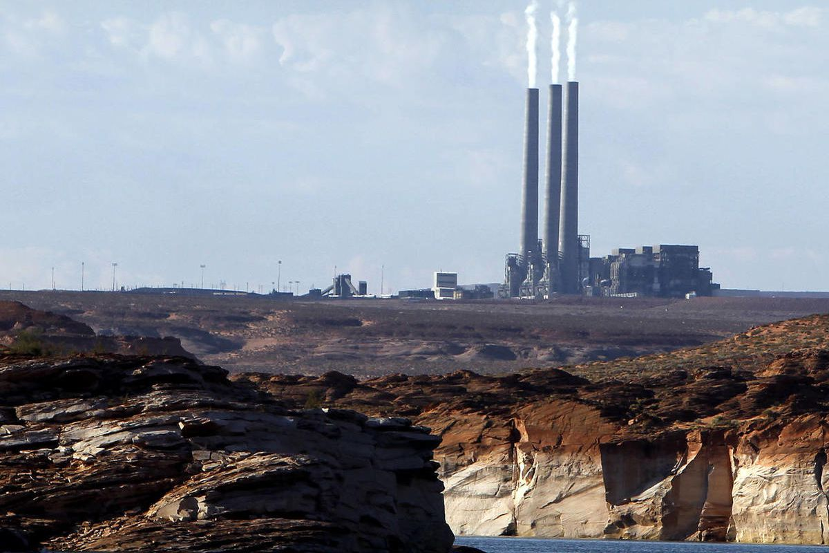 The alternative is expansion of Environmental Protection Agency regulations on greenhouse gas emissions from power plants.