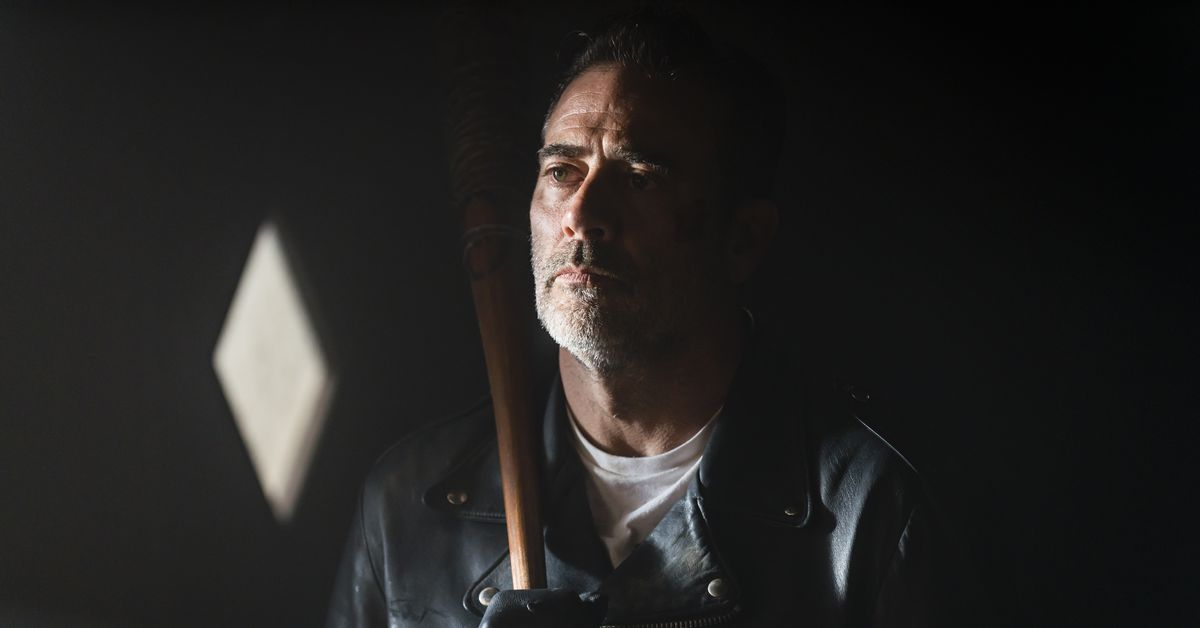 The Walking Dead can't make its villain both a monster and a buffoon