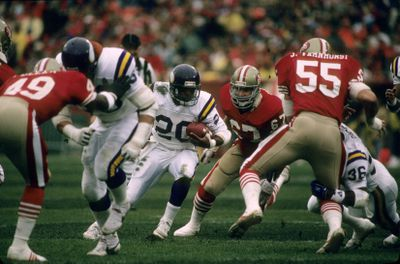 1987 NFC Divisional Playoff Game - Minnesota Vikings vs San Francisco 49ers - January 9, 1988