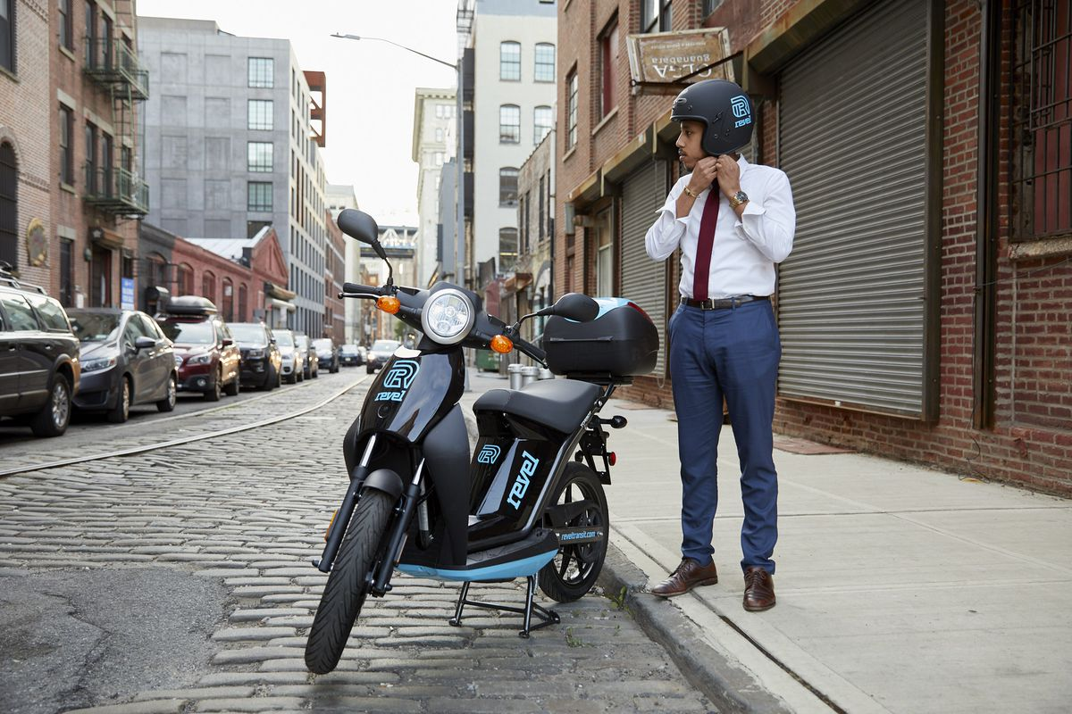 Electric Moped Ride Share Is Coming To New York City