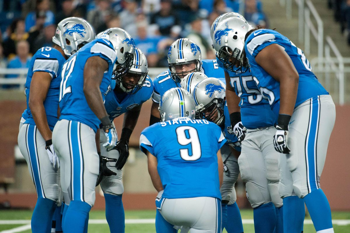 Detroit Lions Depth Chart 2017 First Edition Of Training Camp