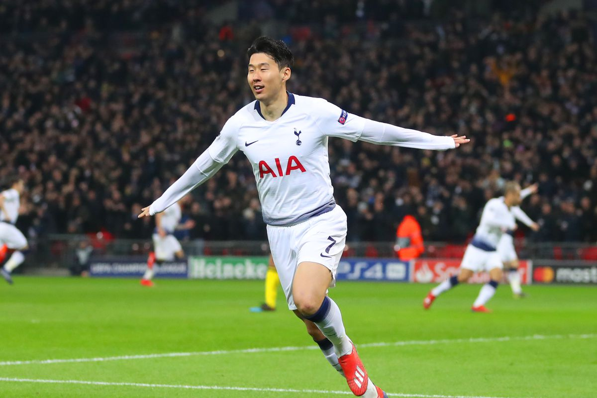 Report: Son Heung-Min To Be Offered New 150k/wk Tottenham