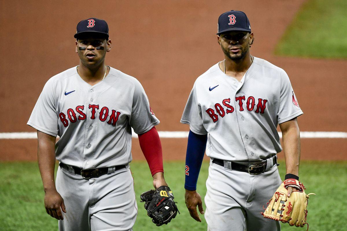 Boston Red Sox v Tampa Bay Rays