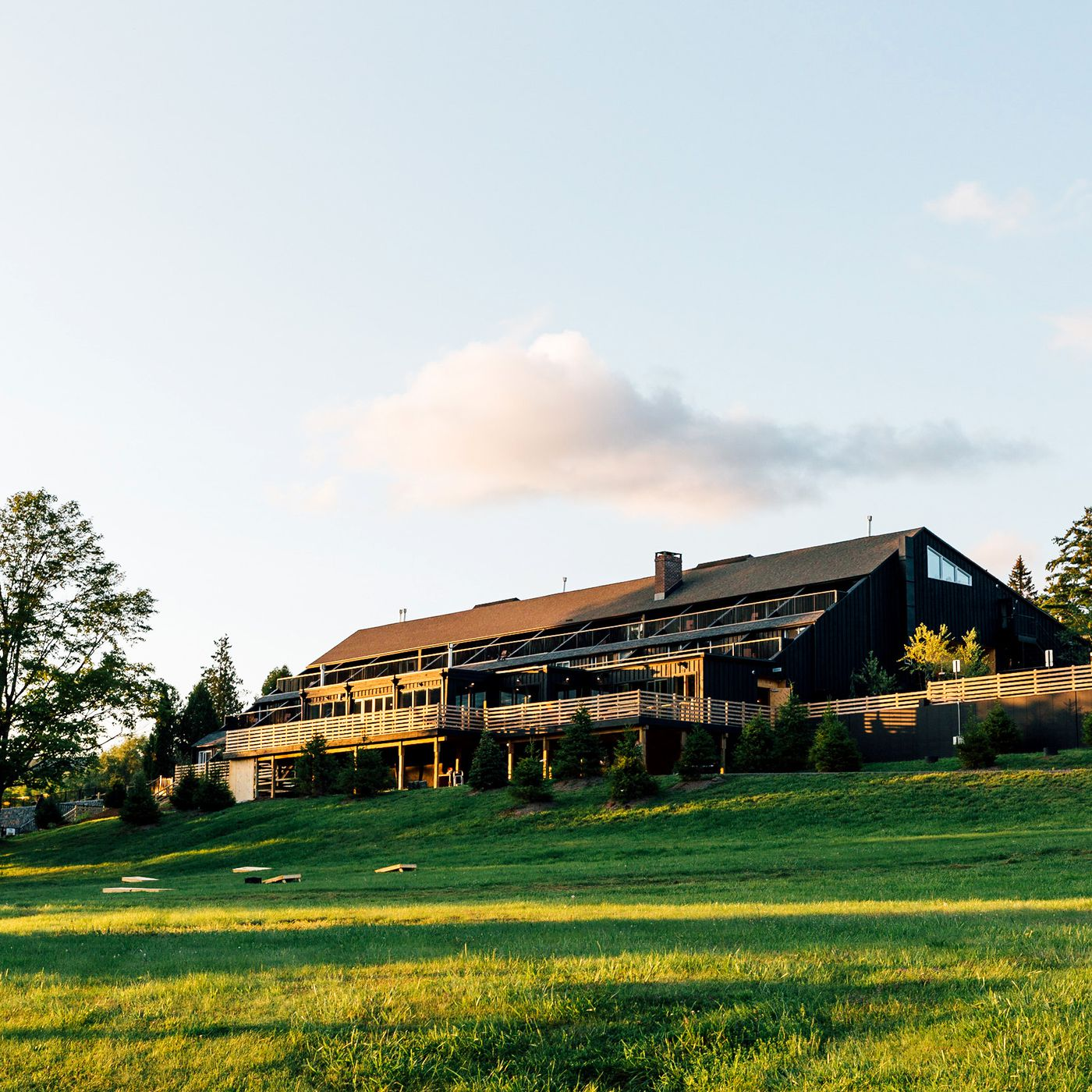 Catskills Hotels The Next Generation Of Upstate New York Getaways Curbed Ny