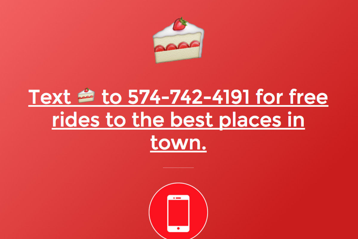 Startup Cake af Hopes to Fill Empty Restaurant Tables with Free Uber