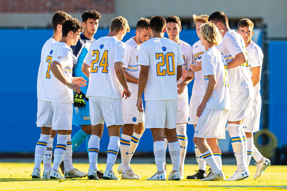 UCLA Men's Soccer Hosts UC Berkeley This Evening