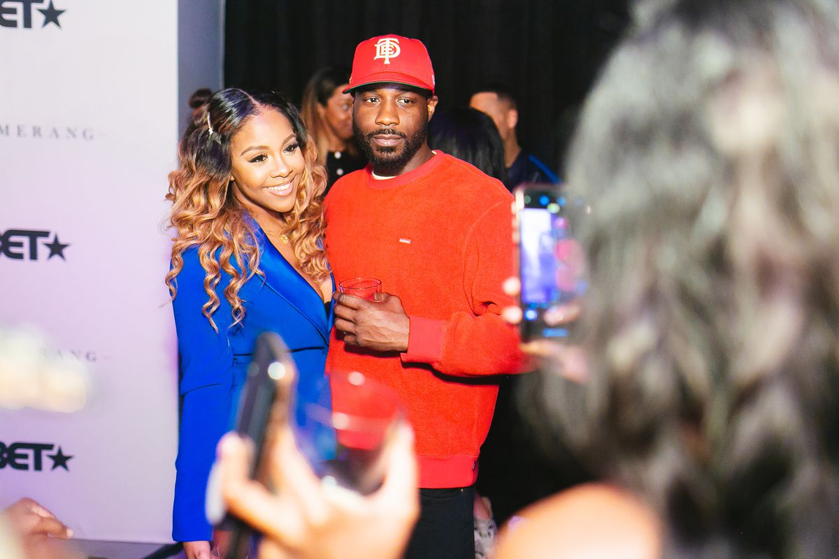 Miss Diddy and Jay Rock