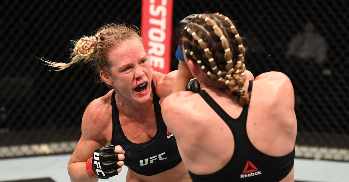 UFC Fight Island 4 in Tweets: Pros react to Holly Holm's dominance, Carlos Condit's comeback
