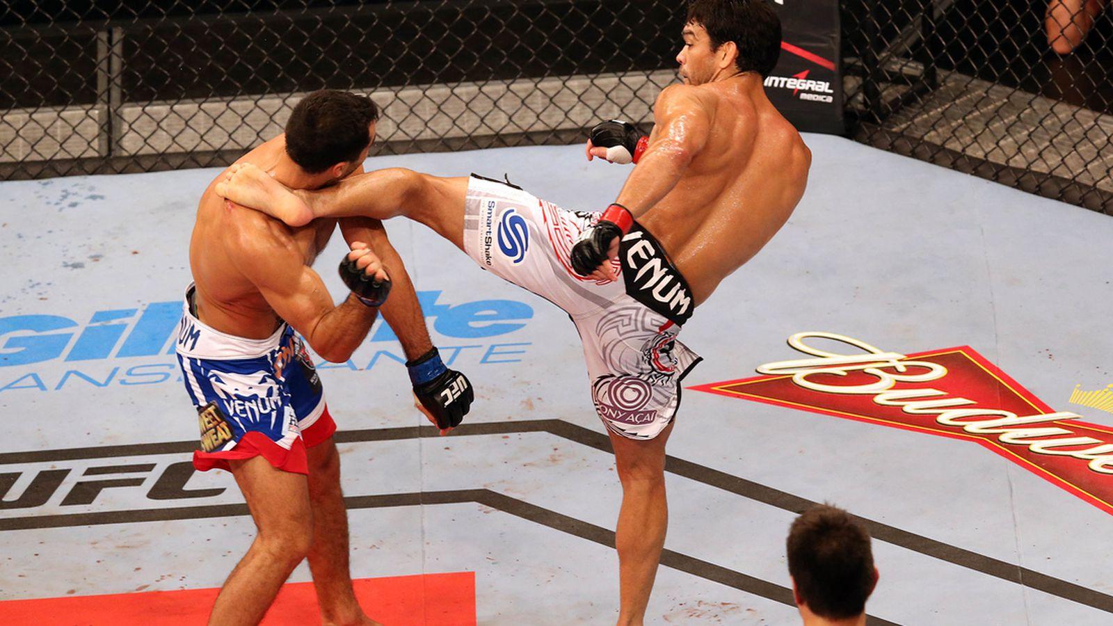 UFC bonuses: Machida and Mousasi earn FOTN award