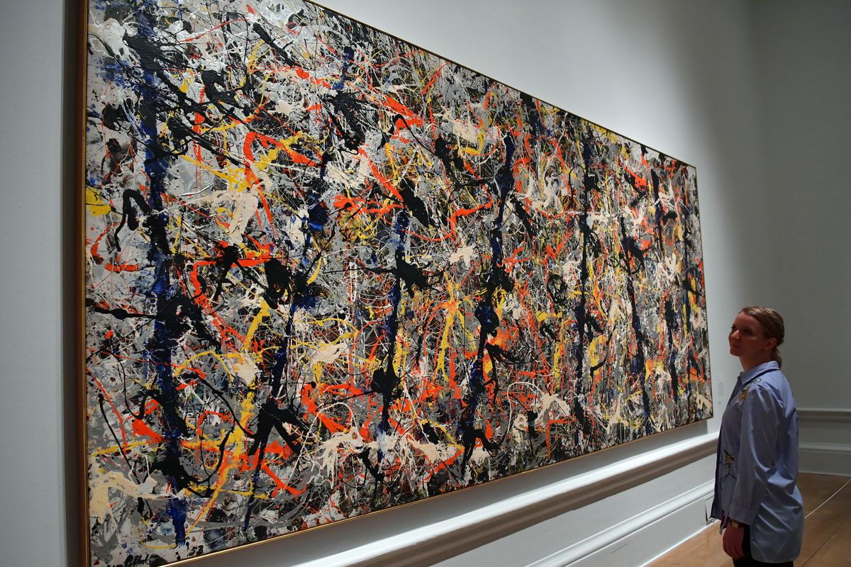 RAA Previews Major Abstract Expressionism Exhibition