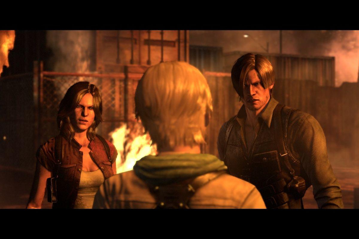 Gallery Photo: Resident Evil 6