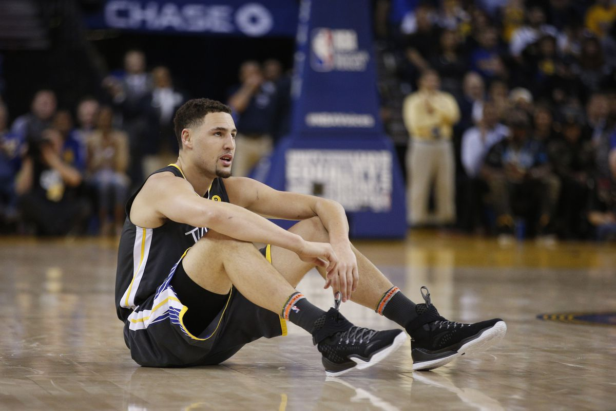 bc6a7720b7c Klay Thompson wants to stay with the Warriors. But that doesn t mean they  can keep him