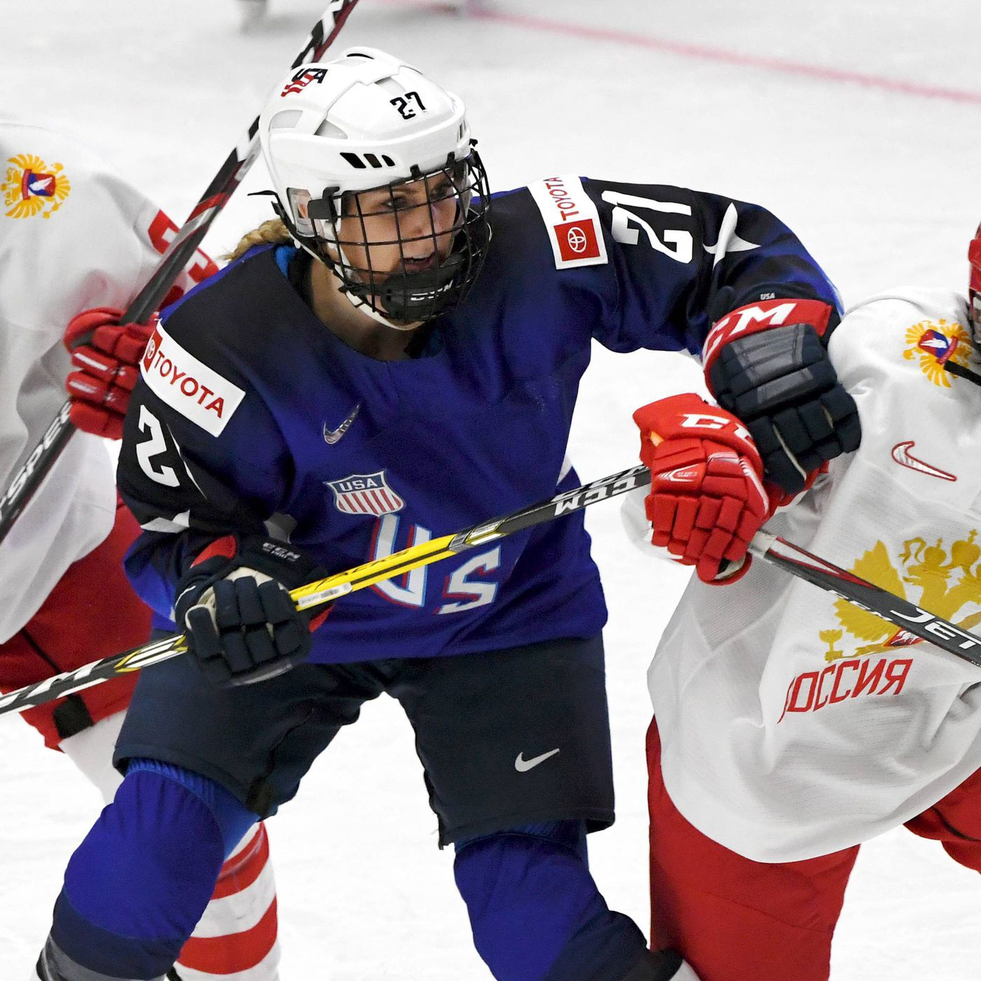 The prevalence and growth of women's hockey across the globe - The Ice  Garden