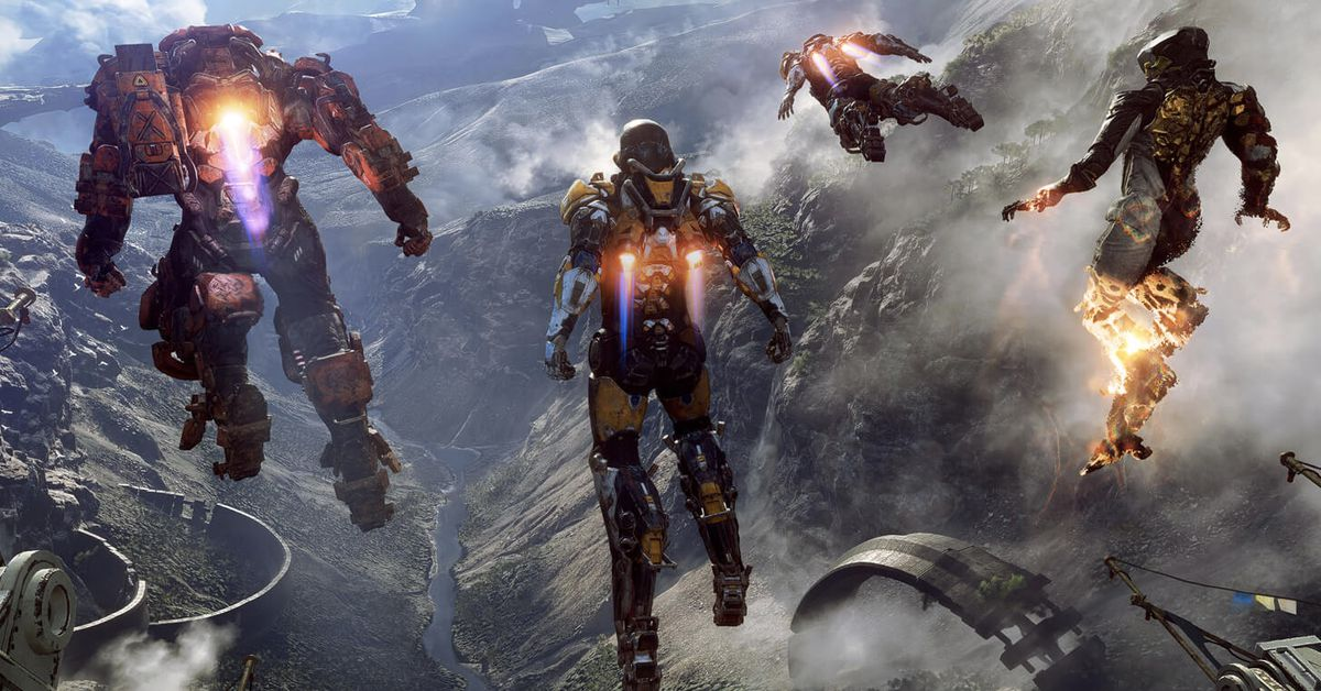 Anthem's Cataclysm patch is finally here