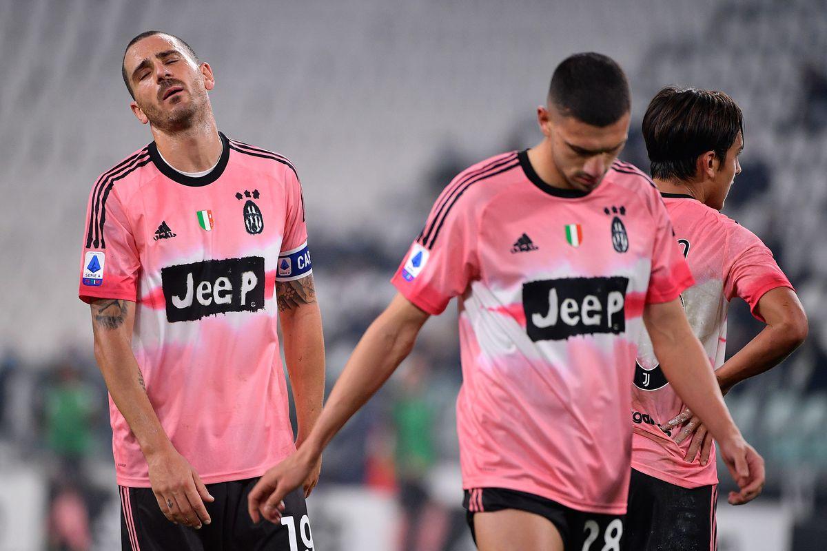 Juventus v Hellas Verona - Italian Serie A