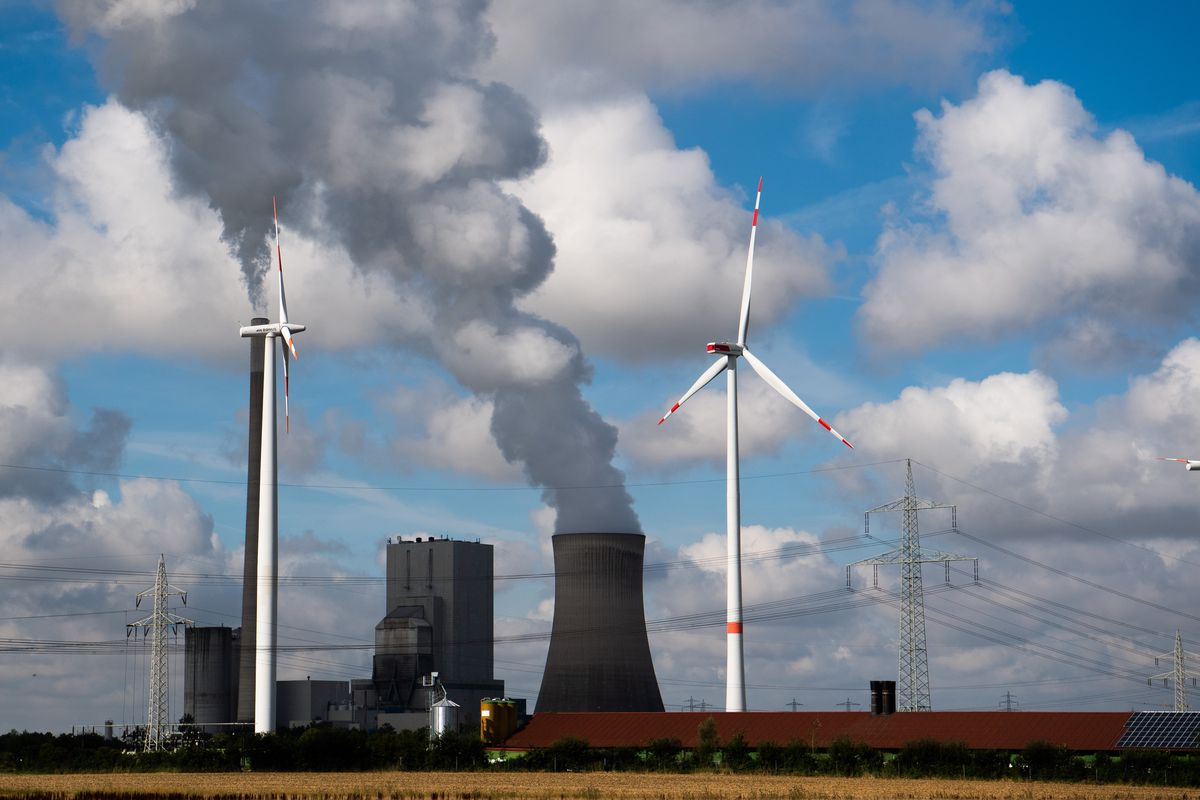 Energy system transformation in Germany