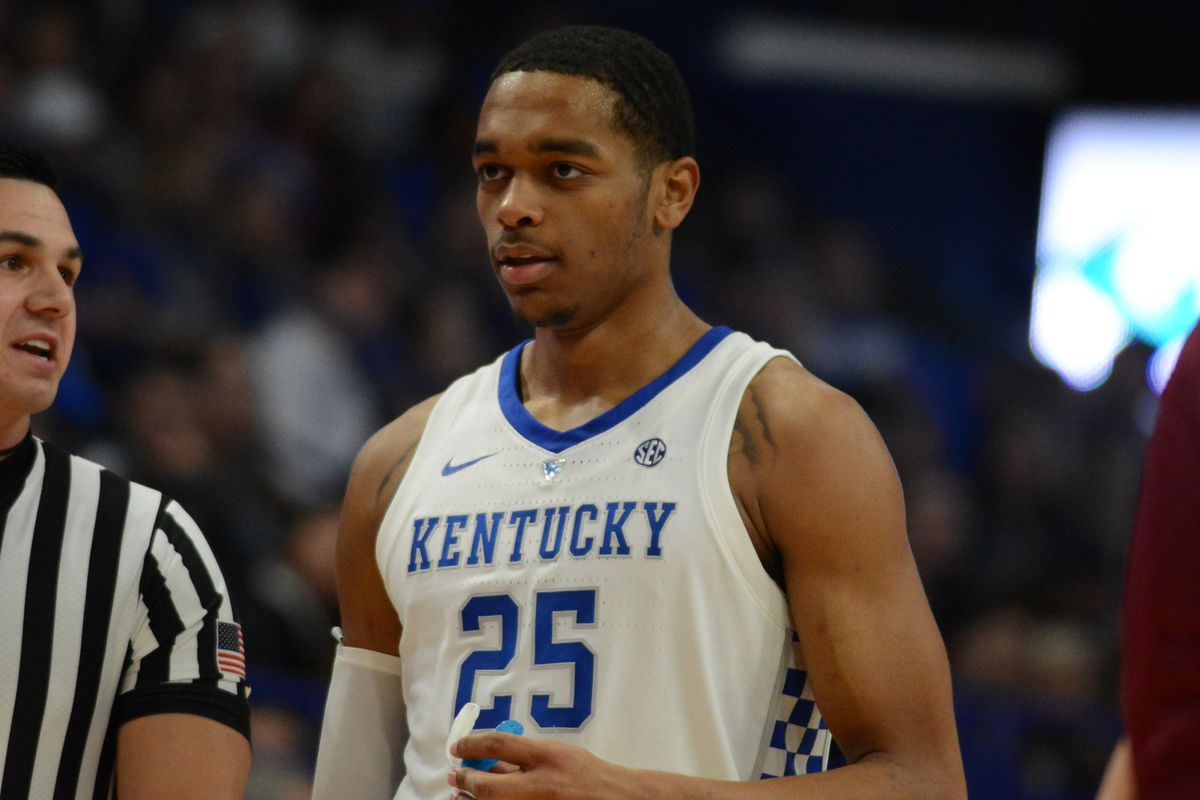 Kentuckys PJ Washington had a slow start to the 201819 season At the rate hes going now however hes quickly making up ground for AllAmerica candidacy