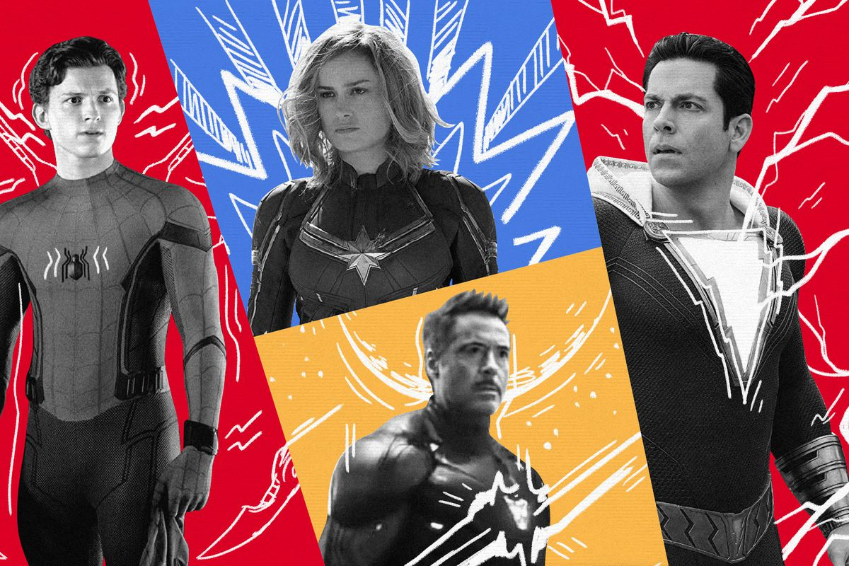 The 50 Best Superhero Movies of All Time: Another Update