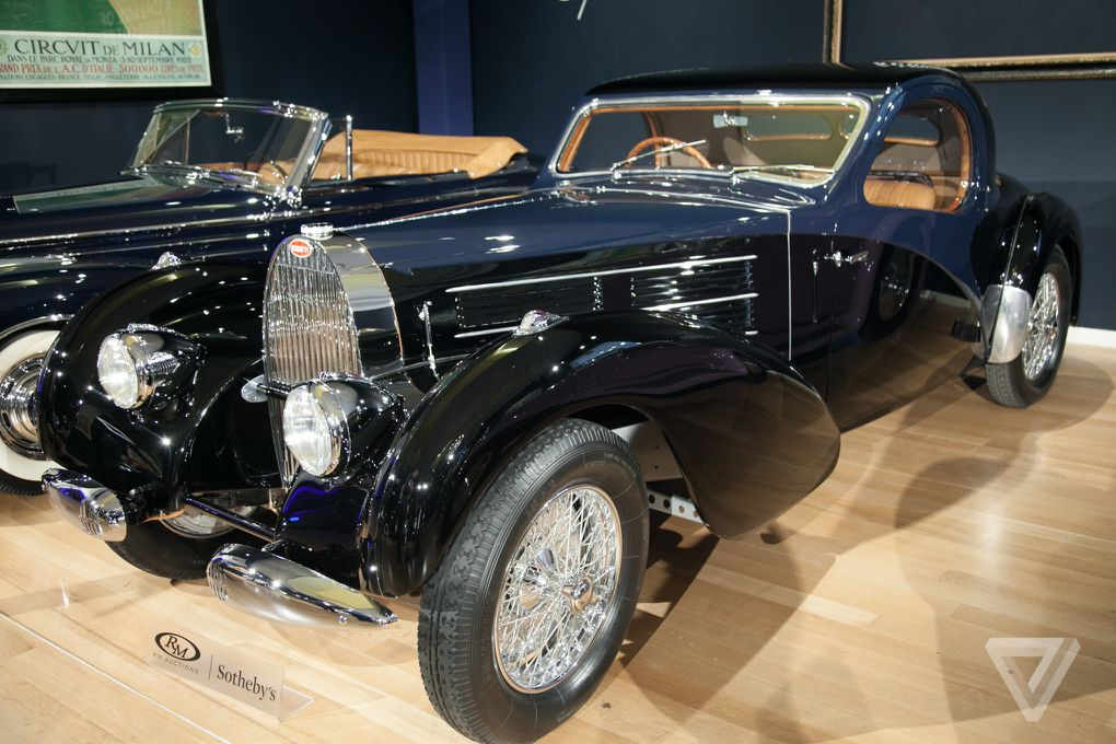 An unbelievable collection of rare cars just set records at a New ...