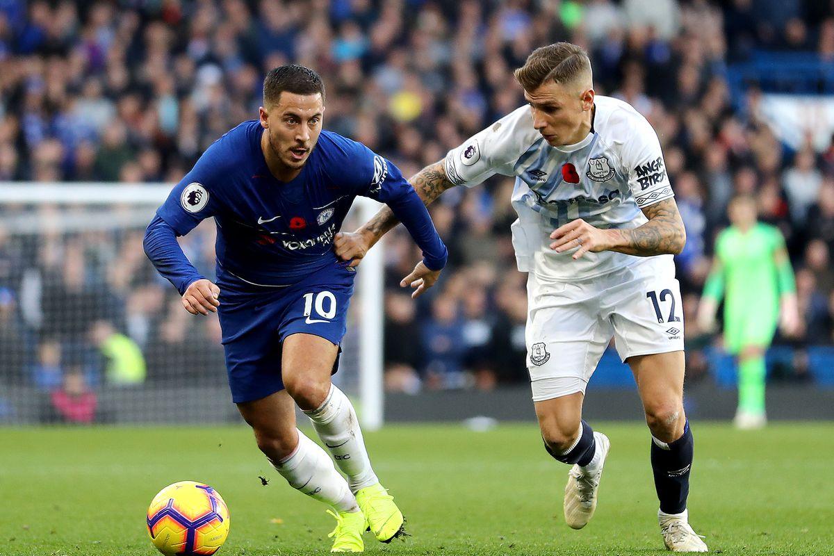 Image result for Chelsea vs Everton 0-0