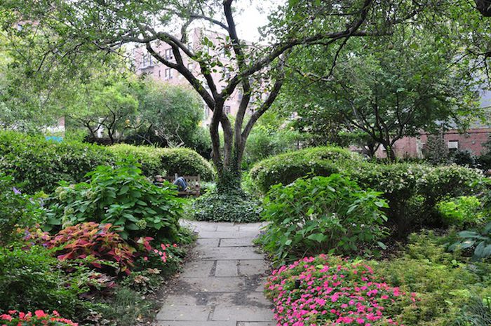 40 Secret Gardens Parks And Green Spaces Hidden Across Nyc