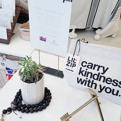 Shop Dogeared's charming bag collab with anti-bullying org Kind Campaign.