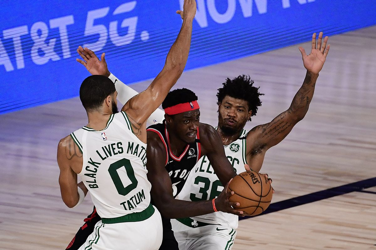 NBA DFS Picks: Raptors vs. Celtics Game 6 DraftKings Showdown strategy, lineup advice - DraftKings Nation