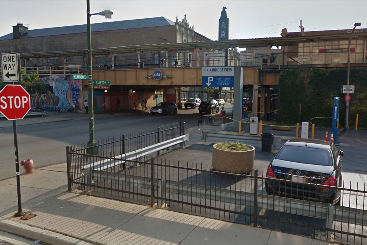 The CTA Lawrence Red Line station will be closed for three years for upcoming reconstruction work.