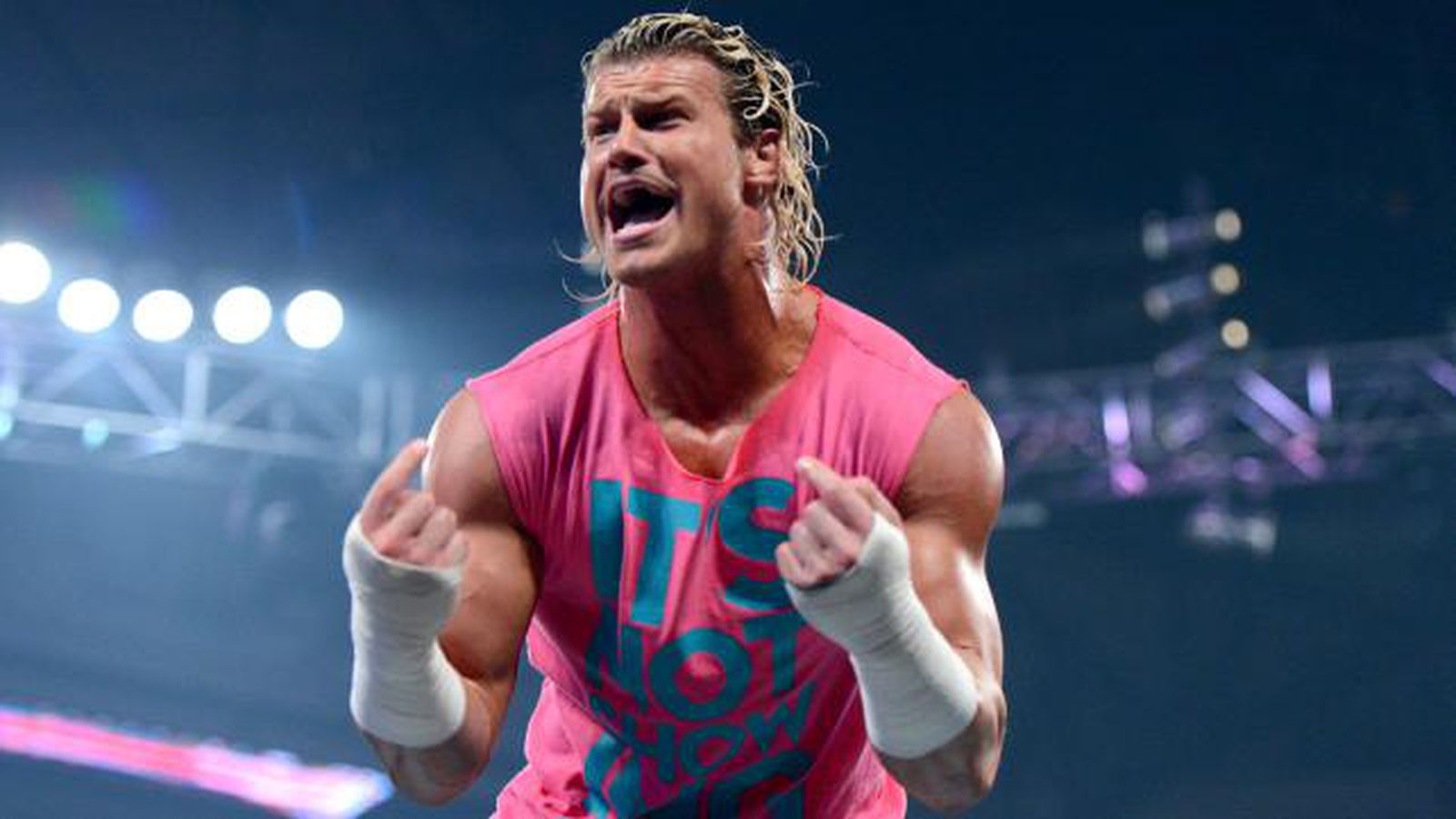 Dolph Ziggler 2018 Bold WWE World Champion