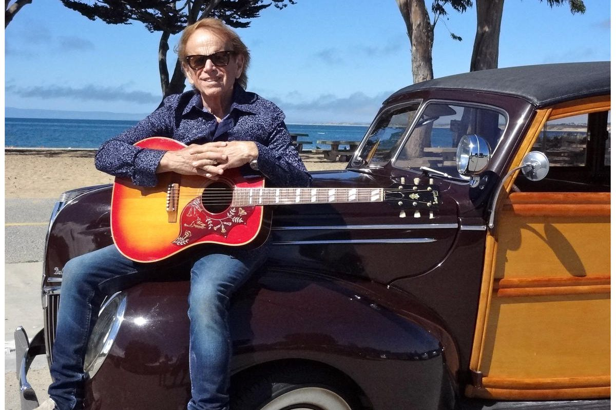 Al Jardine, founding member of the Beach Boys, will perform this weekend at Egyptian Theatre in Park City.