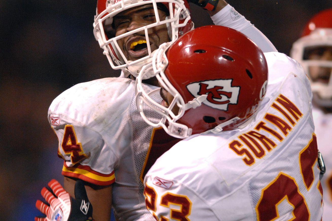 Kansas City Chiefs vs Oakland Raiders - December 23, 2006