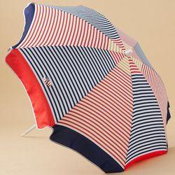 "<b>West Elm Market</b> Scarborough Beach Umbrella, <a href=""http://www.westelm.com/products/mrk-scarborough-beach-umbrella-d1119/?pkey=caccessories-beach-towels&cm_src=accessories-beach-towels||NoFacet-_-NoFacet-_--_-"">$69.95</a>"