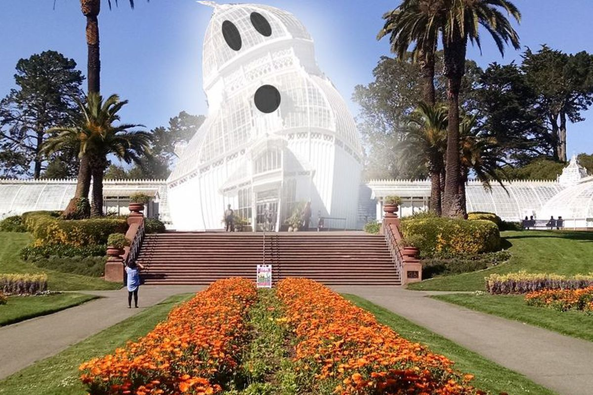iconic san francisco buildings get their boo on for halloween