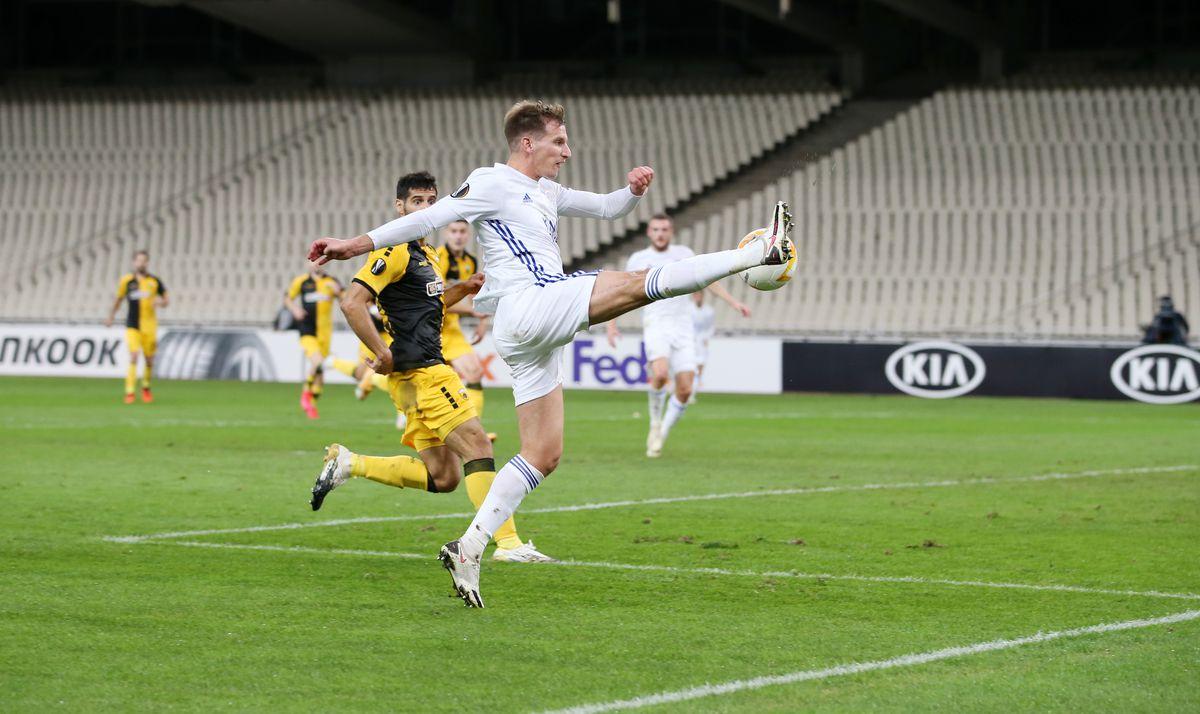 AEK Athens v Leicester City: Group G - UEFA Europa League