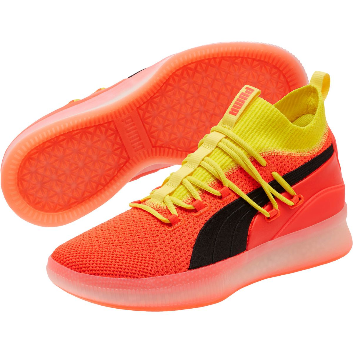 innovative design 3c447 bdd32 Puma's Clyde Court Disrupt basketball shoe drops just in ...
